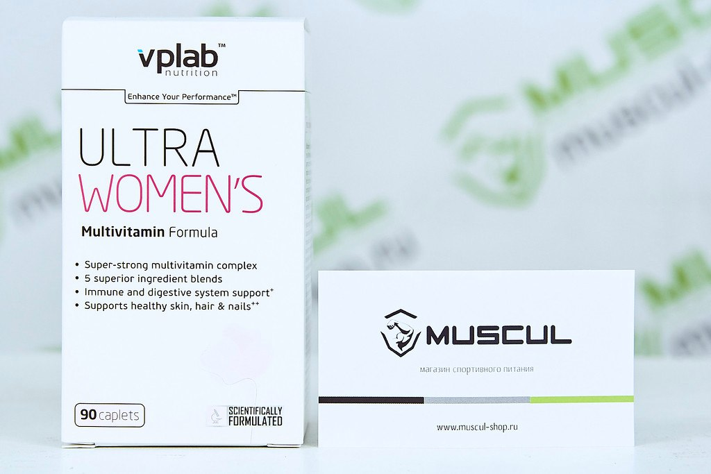 VP Ultra Women's Multivitamin Formula