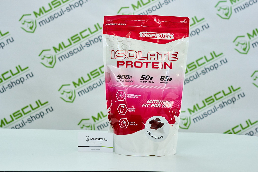 Isolate Protein от Kingprotein (Россия)