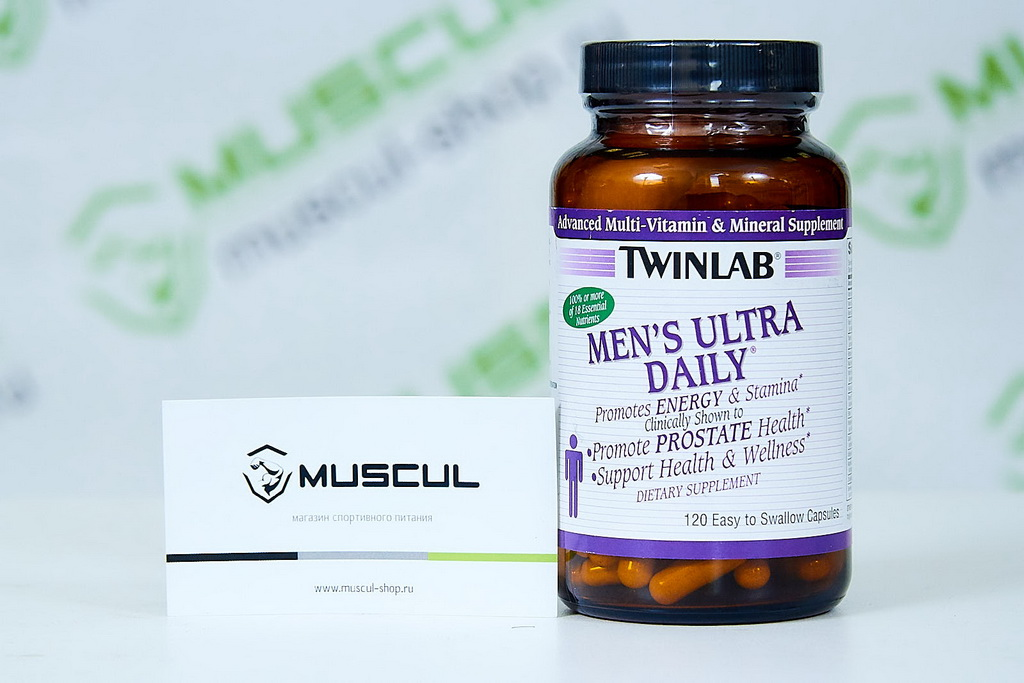 twinlab men's ultra multi daily