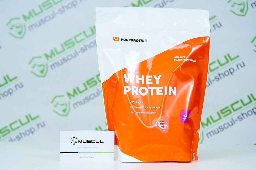 Протеин PureProtein Whey Protein Concentrate