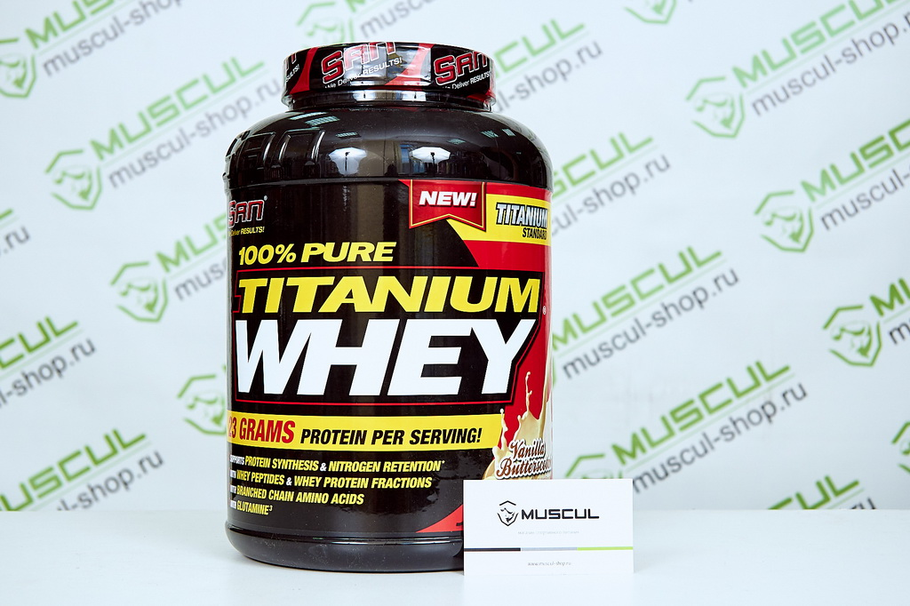 Протеин SAN Pure Platinum Whey