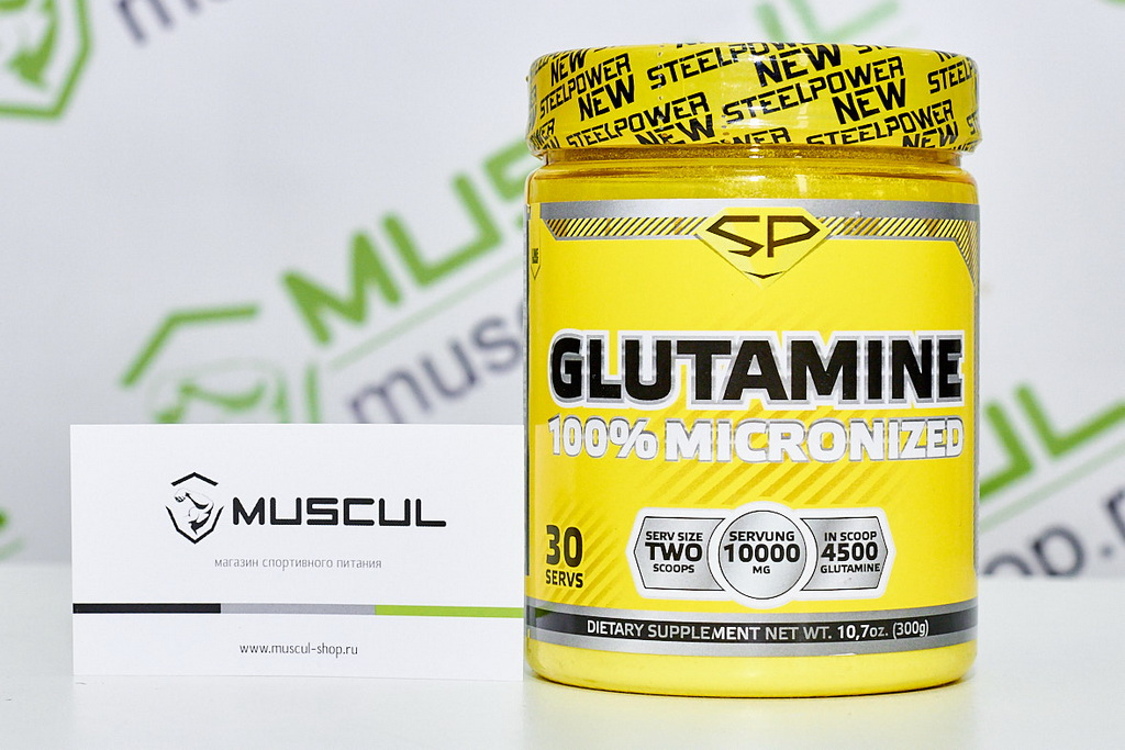 Glutamine от Steel Power