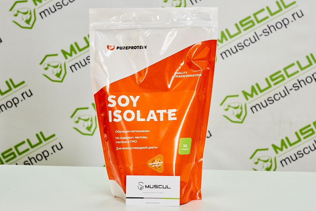 PureProtein Soy Protein